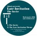 """Late Invitation/THE INVITE EP 12"""""""