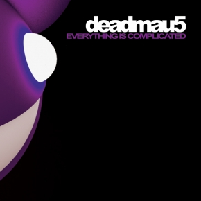 Deadmau5/EVERYTHING IS COMPLICATED 12""