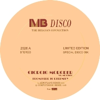 """Giorgio Moroder/FROM HERE TO... 12"""""""