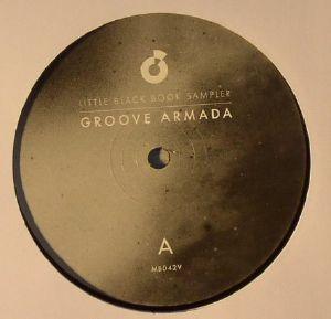 "Groove Armada/LITTLE BLACK.. SAMPLER 12"""