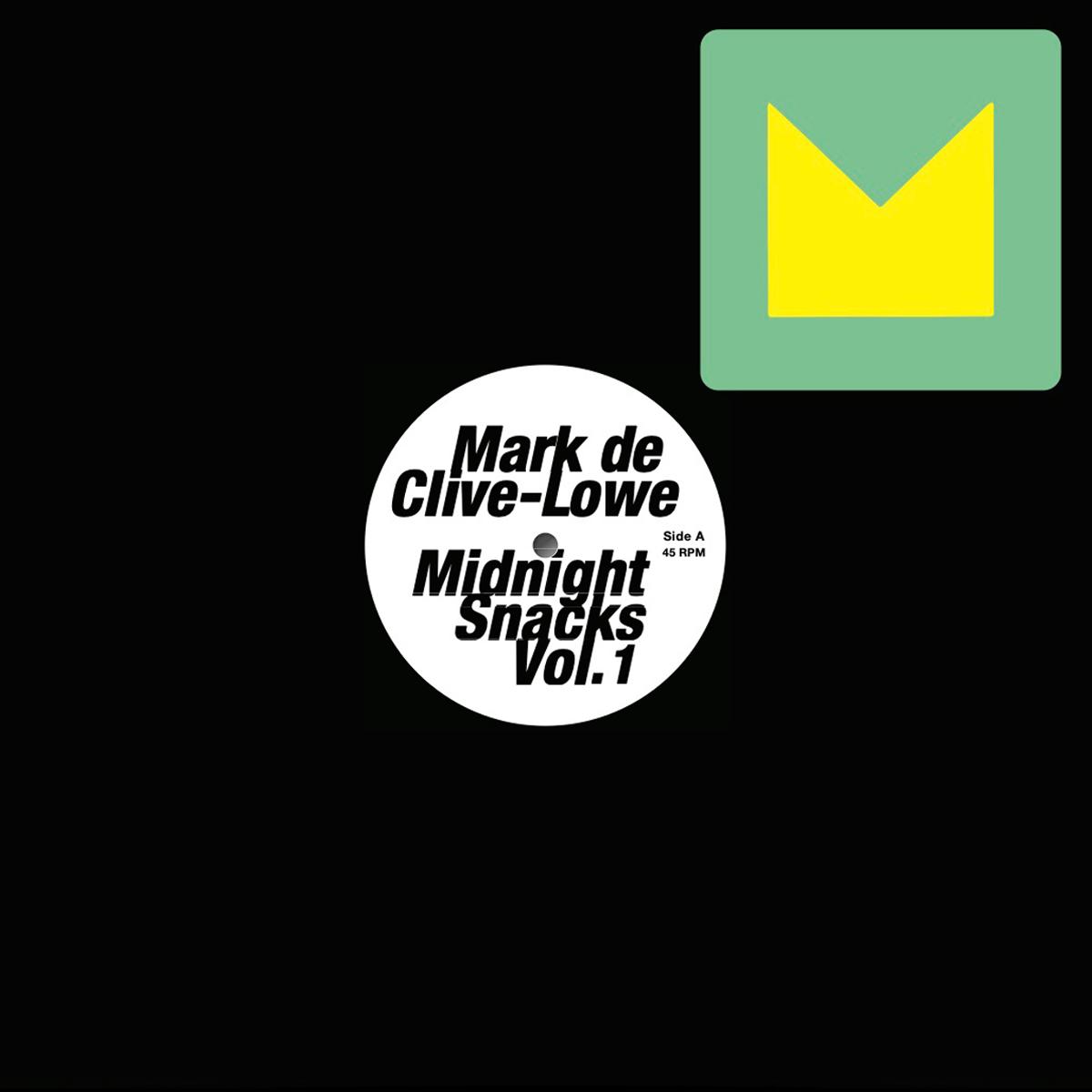 "Mark De Clive-Lowe/MIDNIGHT SNACKS 1 12"""