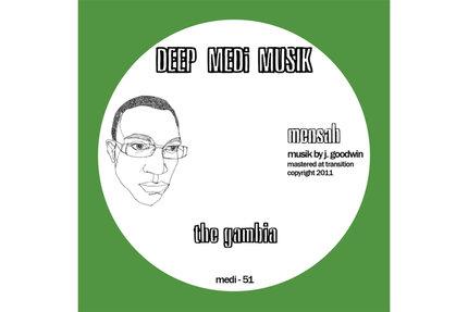 """Mensah/THE GAMBIA 12"""""""