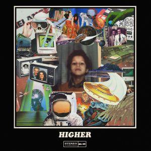 "Earl Jeffers ft. K Tatham/HIGHER 12"""