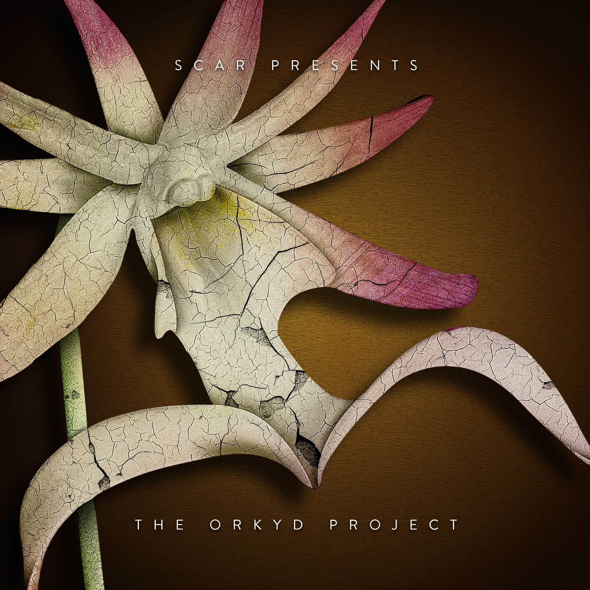 Scar/THE ORKYD PROJECT CD