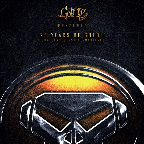 Goldie/25 YEARS OF GOLDIE (REPRESS) 3LP