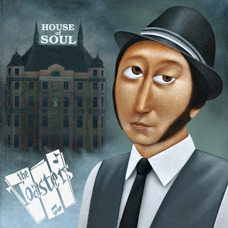 """Toasters/HOUSE OF SOUL 7"""""""