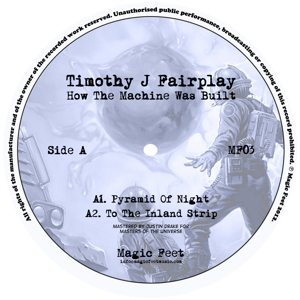 Timothy J. Fairplay/HOW THE MACHINE..12""
