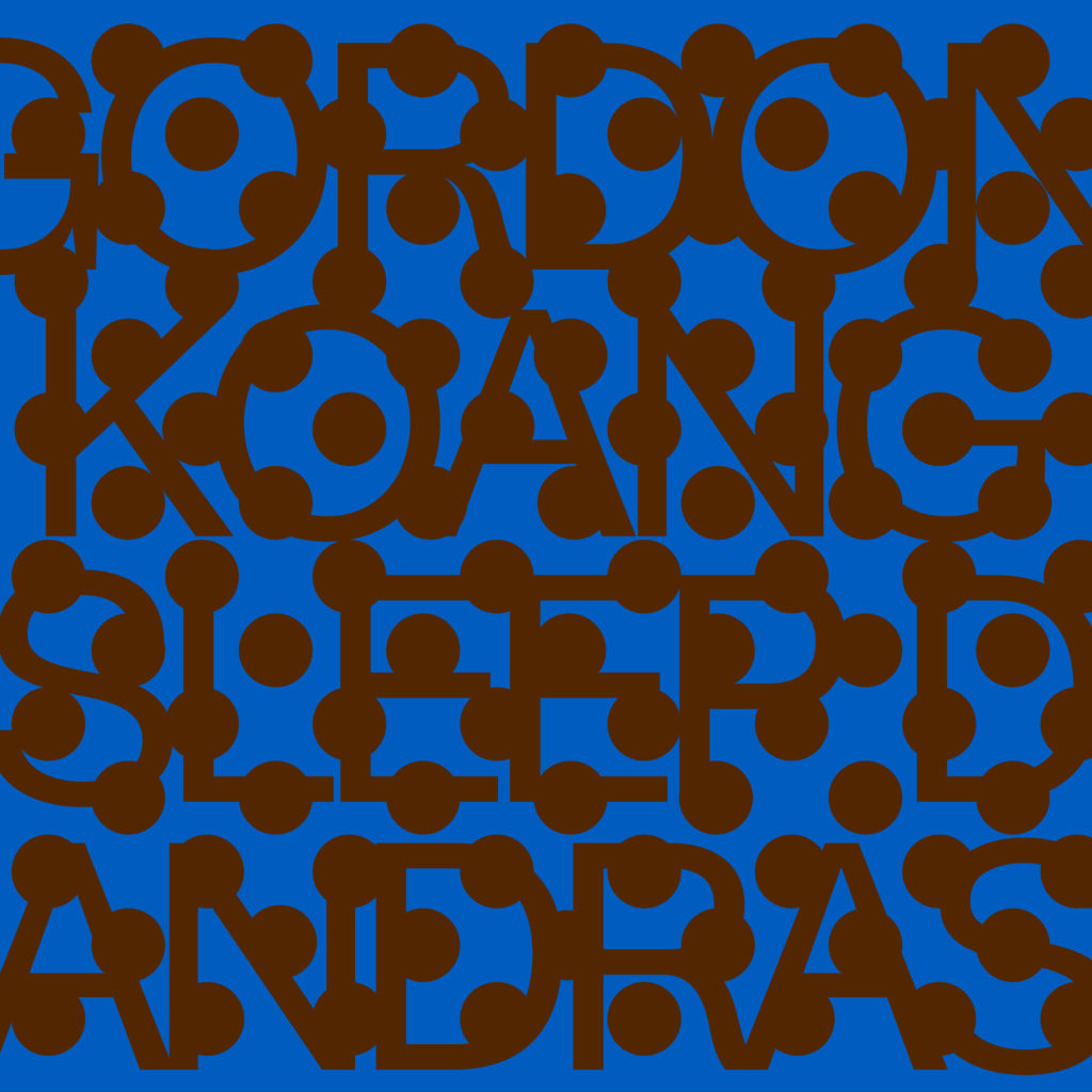 "Gordon Koang/Y DAH (SLEEP D REMIX) 12"""