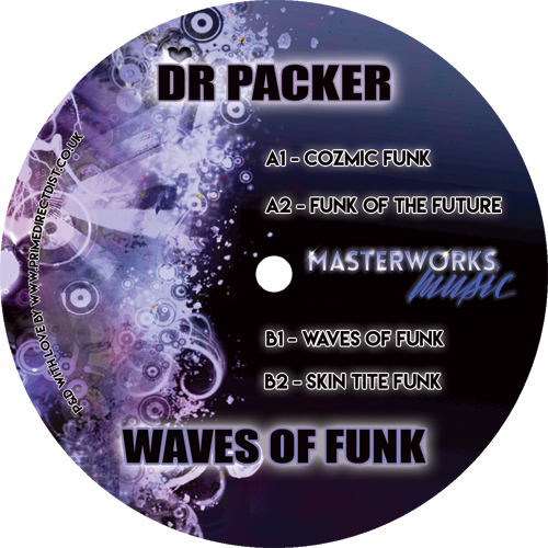 """Dr. Packer/WAVES OF FUNK 12"""""""