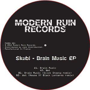 "Skubi/BRAIN MUSIC EP 12"""