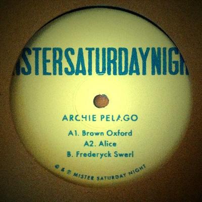 """Archie Pelago/EP 12"""""""
