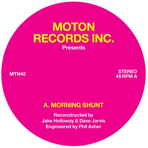 """Moton/MORNING SHUNT 12"""""""
