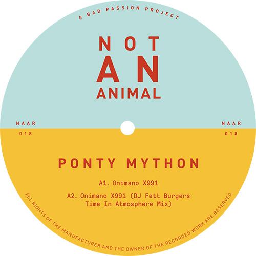 """Ponty Mython/ONIMANO X991 12"""""""