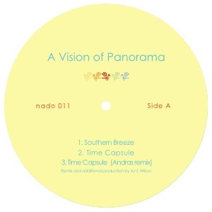"""Vision Of Panorama/SOUTHERN BREEZE 12"""""""