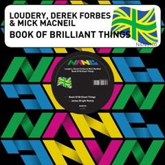 "Loudery, Dereck & Mick/BOOK OF 12"""