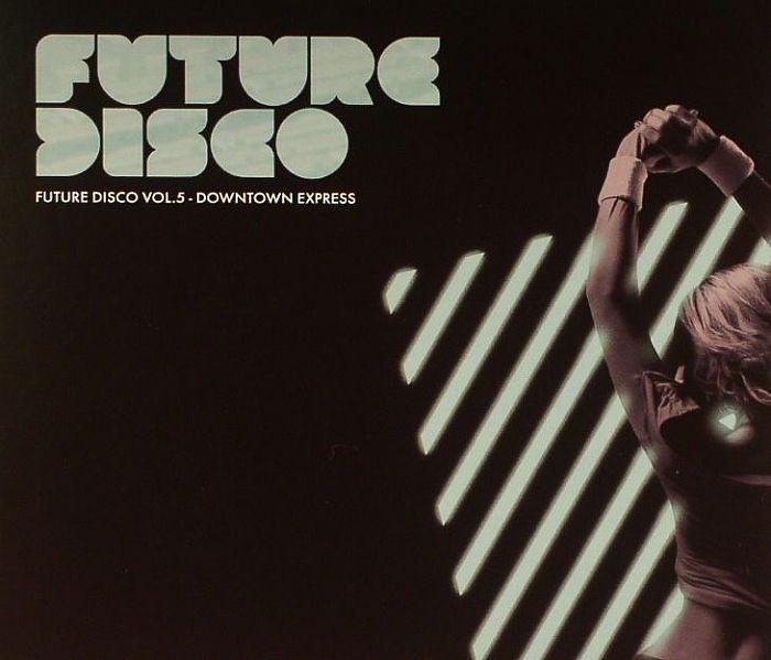Various/FUTURE DISCO #5 DCD