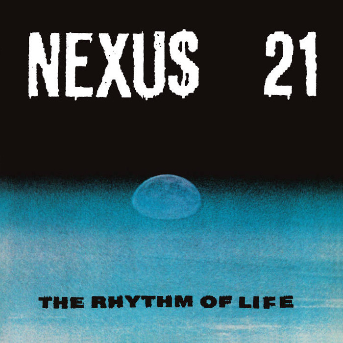 Nexus 21/THE RHYTHM OF LIFE DLP