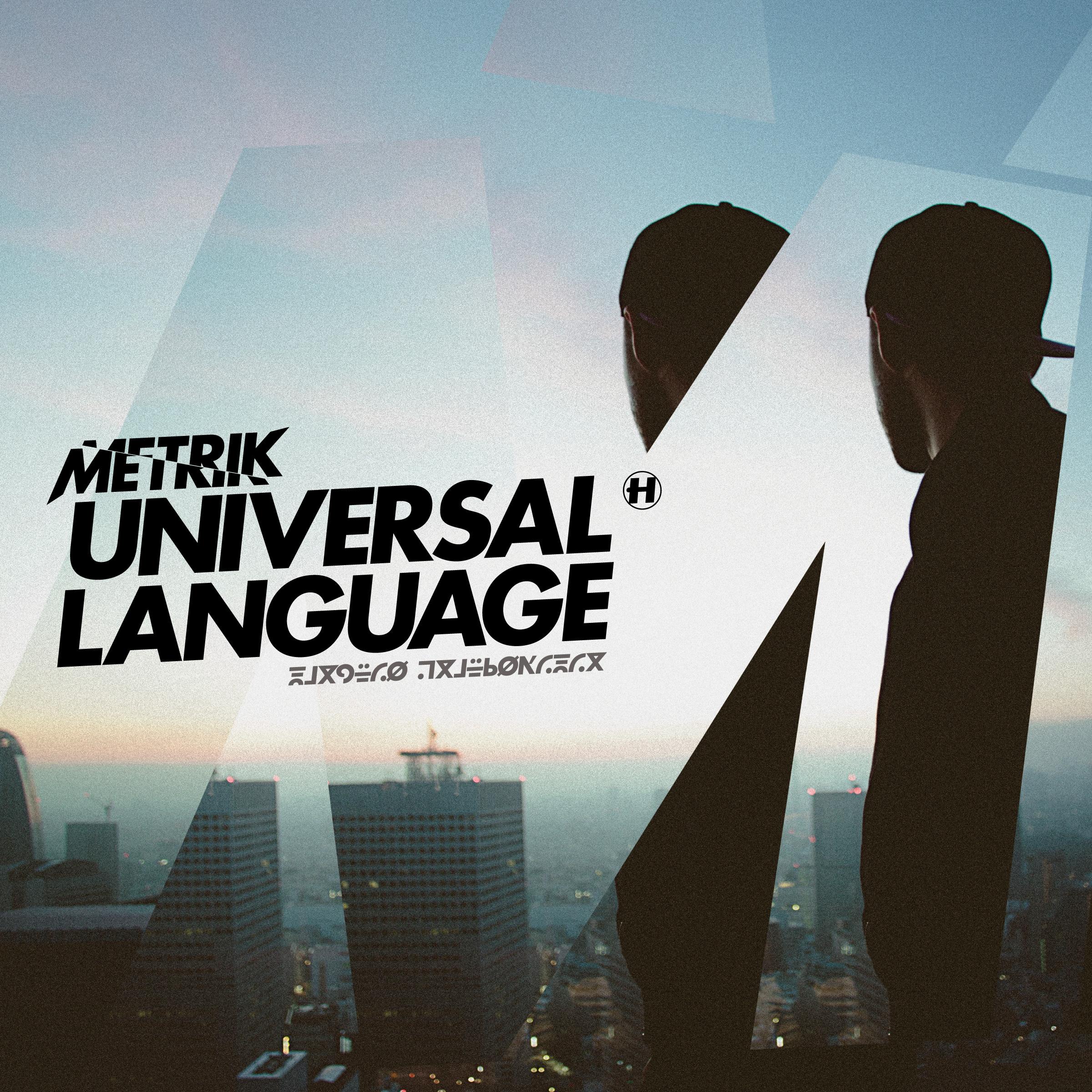Metrik/UNIVERSAL LANGUAGE CD