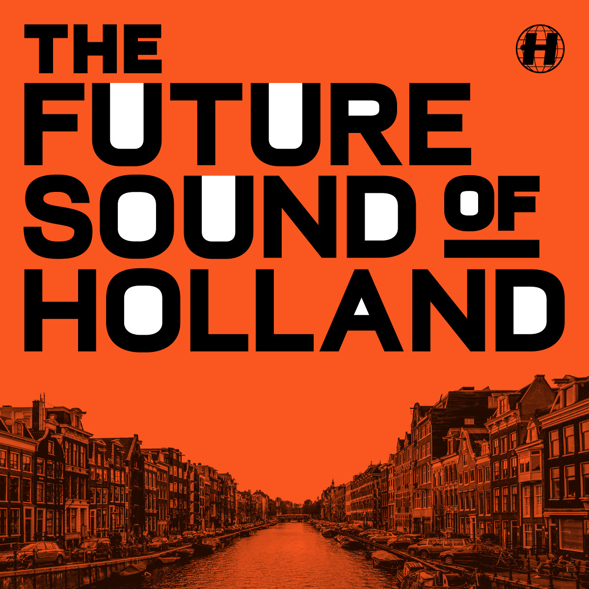 Various/FUTURE SOUND OF HOLLAND EP 12""