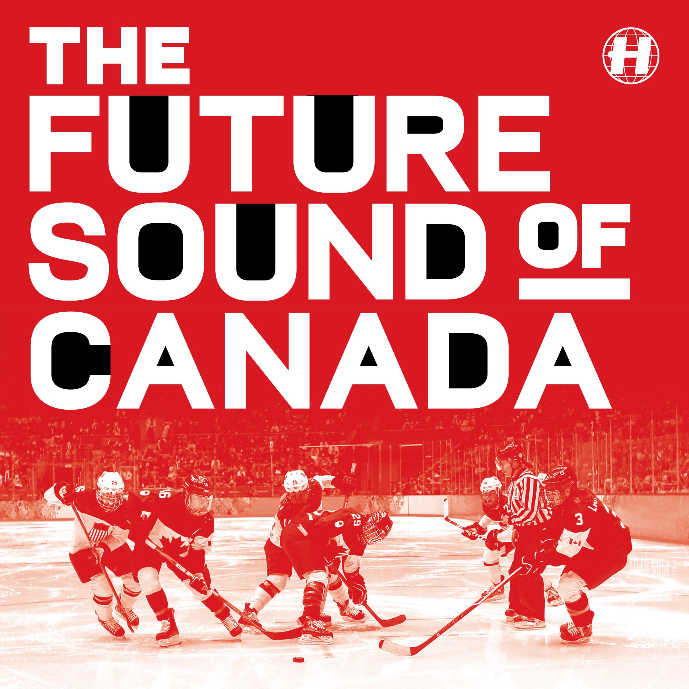 Various/FUTURE SOUND OF CANADA EP 12""