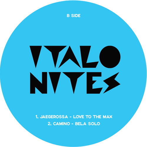 Various/ITALO NITES VOL 1 SAMPLER 12""