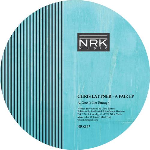 "Chris Lattner/A PAIR EP 12"""