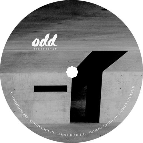 "Various/ODDWAX001 EP 12"""