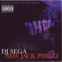 DJ Sega/NEW JACK PHILLY CD