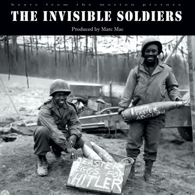 Marc Mac/THE INVISIBLE SOLDIERS LP