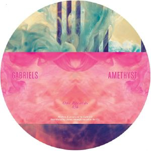Gabriels/AMETHYST (1-SIDED) 12""