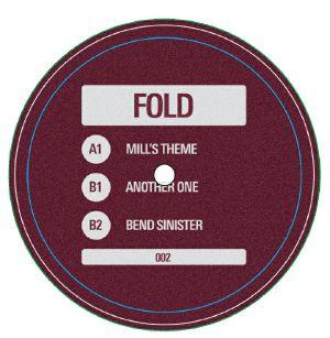 "Fold/MILL'S THEME 12"""