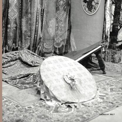 "Lucrecia Dalt/S-T EP 12"""