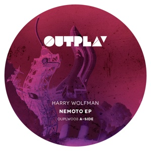 Harry Wolfman/NEMOTO EP 12""