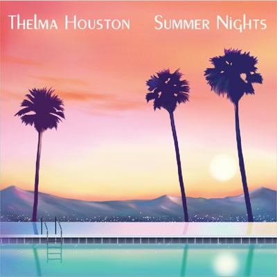 "Thelma Houston/SUMMER NIGHTS EP 12"""