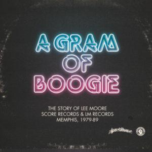 Lee Moore/A GRAM OF BOOGIE 5LP