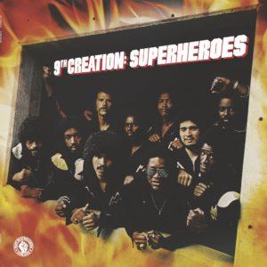 9th Creation/SUPERHEROES LP