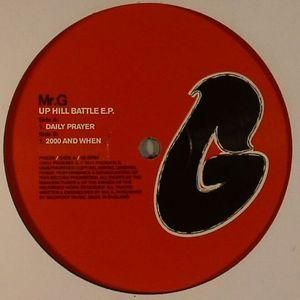 "Mr. G/UP HILL BATTLE EP 12"""