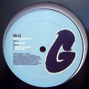 "Mr. G/OUTTA SIGHT EP 12"""