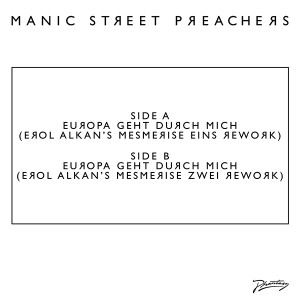 """Manic Street Preachers/EUROPA GEHT.. 12"""""""