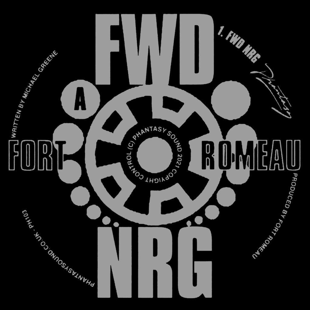 "Fort Romeau/FWD NRG 12"""