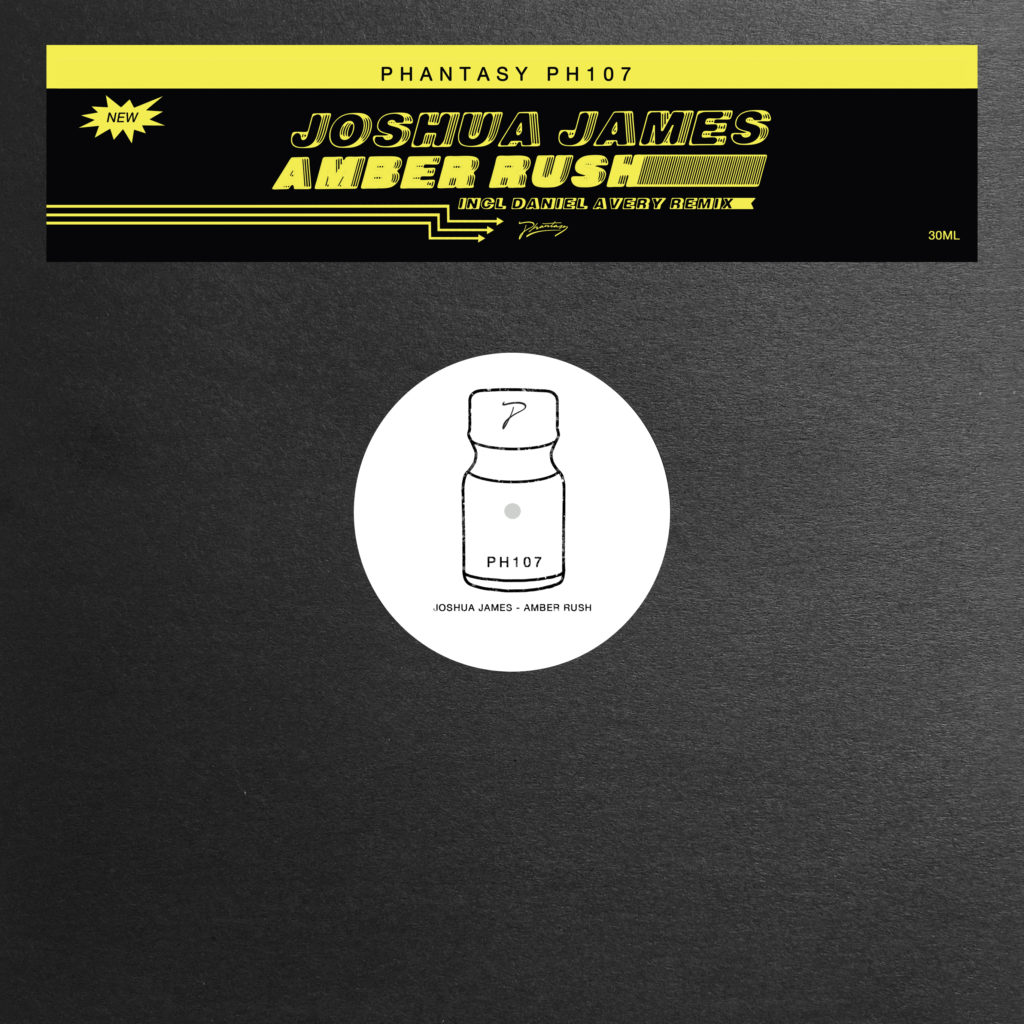 "Joshua James/AMBER RUSH (D AVERY RX) 12"""