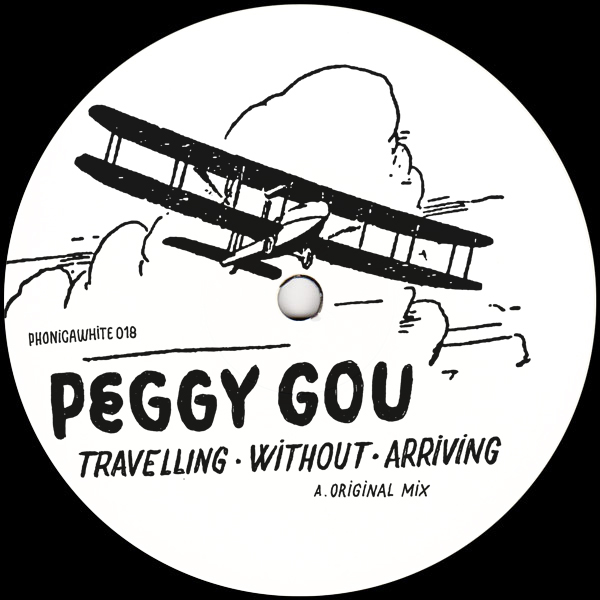 """Peggy Gou/TRAVELLING WITHOUT... 12"""""""