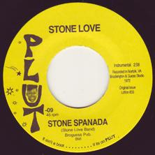 "Stone Love/STONE SPANADA 7"""