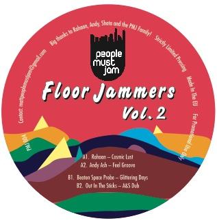 """Various/FLOOR JAMMERS VOL. 2 12"""""""