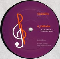 "Circulation/PATTERINS 12"""