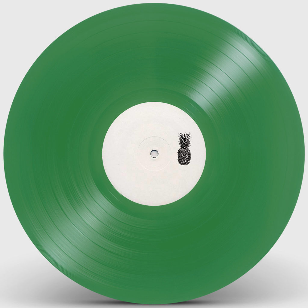 "Various/PNP001 (GREEN VINYL) 12"""