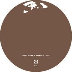 """Jonas Kopp & Pfirter/SEEK EP 12"""""""