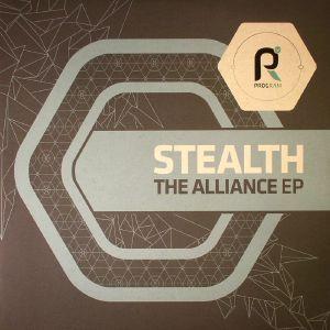 "Stealth/THE ALLIANCE EP D12"""