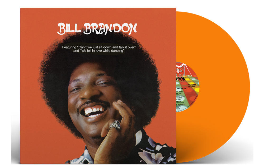 Bill Brandon/BILL BRANDON (ORANGE) LP