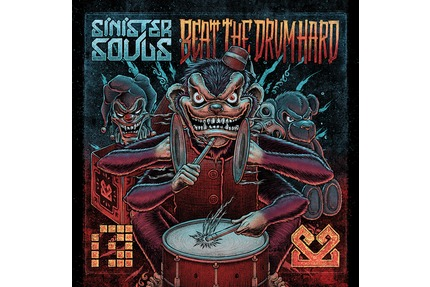 Sinister Souls/BEAT THE DRUM HARD CD